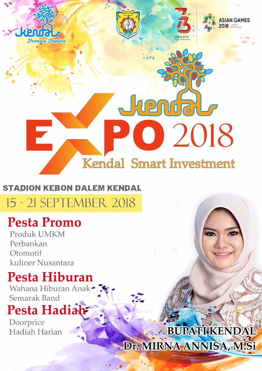 Kendal Expo 2018